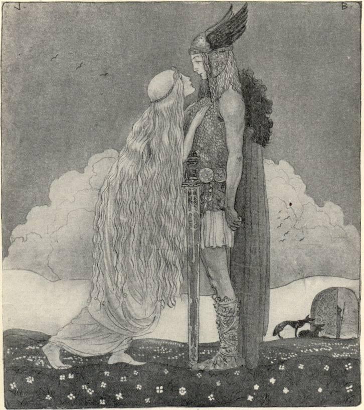 Freja and Svipdag