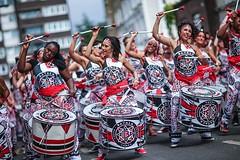 Batala Banda (endorphin75) Tags: 2016 banda bank batala body britain carnival city costume culture drum drummer england event festival girl global great hill holiday kettledrum kingdom london man notting samba sightseeing street united woman