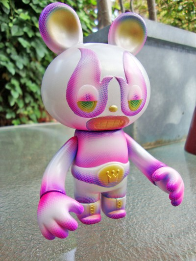 Paul Kaiju Custom Lucha Bear