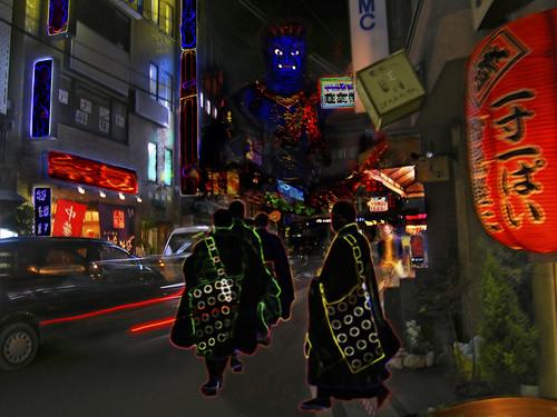 Narita Night par larry&flo
