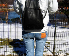 gatesjeans (Semblables) Tags: gatesmemory thegates christo jeanneclaude centralpark jeans bluejeans patch psfk mycooljeans nyc