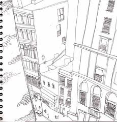 landscape2 (BIGAWK) Tags: graff graffiti urban sketchbook streetart sketch painting marker drawing draw create characters character book blackbook art