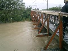 guess where. (Br3nda) Tags: newzealand storm ava river flood wellington floods