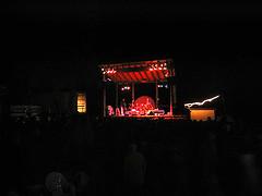 Mishawaka's Stage from Afar
