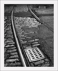 Grates and Rails - by gaspi *yg