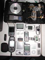 Current Gadget Bag Contents