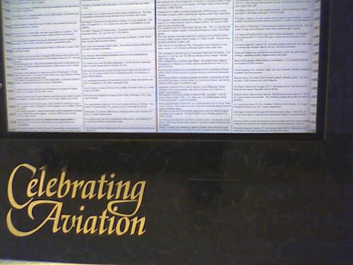 remindr!  FAA celebrates aviation