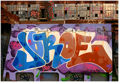 Joroe (funkandjazz) Tags: california sanfrancisco graffiti jor cathedral del pest