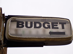Come Git Yer Budget