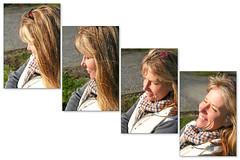Times Four (sharply_done) Tags: portrait seawallrunner sharplydone
