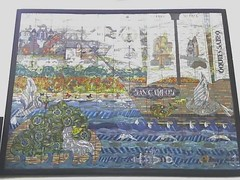 Tiled picture of San Francisco
