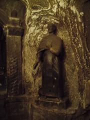 Statue in the first Chapel (tbertor1) Tags: tulio bertorini tuliobertorini
