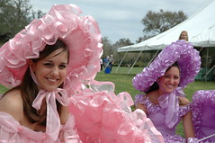 Azalea Trail Maids (LarimdaME) Tags: massage pretty trailmaids azalea azaleatrailmaids mobile alabama bellengrath reunion