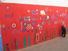 Asilah mural (mattimustang) Tags: morocco asilah oscar
