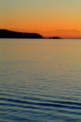 The San Juan Islands revisited. (Mark Demeny) Tags: san juan islands orcas island washington print nature