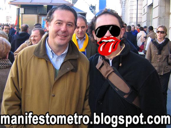 José Mª Michavila y El Teleoperador