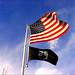 American Flag - POW - USA