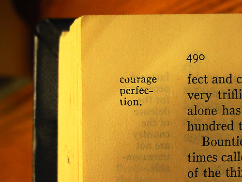 Perfection in the Margins