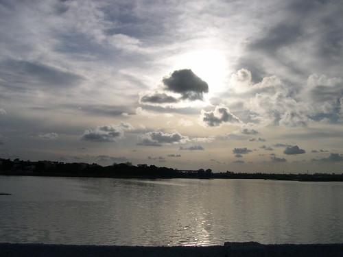 Great Drama in the Sky says Pandiyan