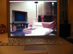 Our Nest (Memento) Tags: powerbook transparent screen apple canada topv1111