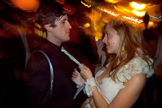 Daphne & Blair's Last Month Single Party