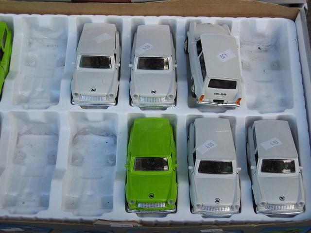 Trabants aan inkoopsprijs / T for Trabant