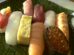 Nigiri set (Christian) Tags: sushi japanesecuisine