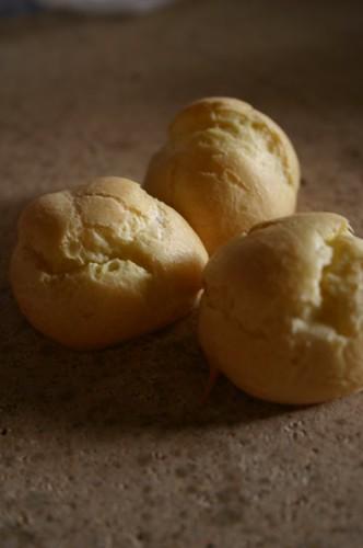 Pasta choux (para profiteroles)