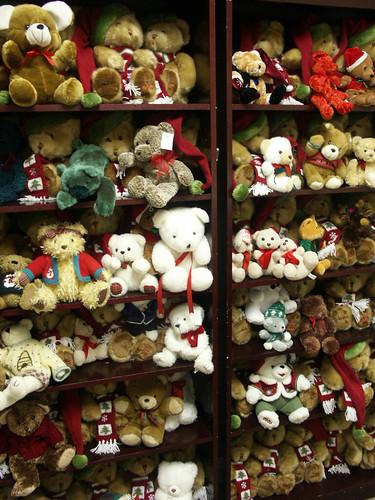 Teddy Bear Stockpile