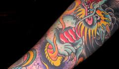 tattoo (ladyb) Tags: tattoo andrew colourful colour bodyart dublin march skin arm body