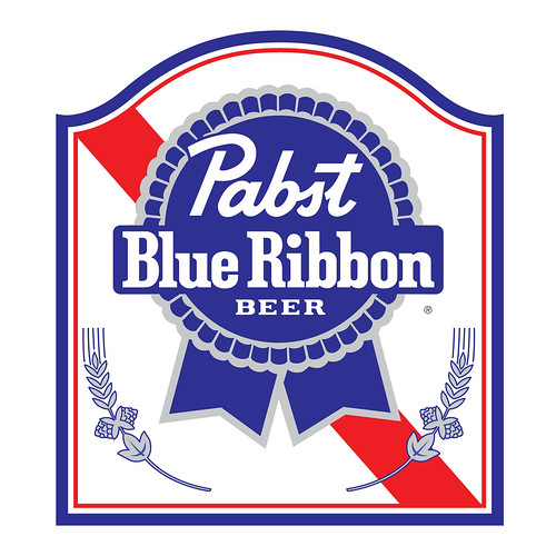 font for the   Pabst   in  Pabst Font