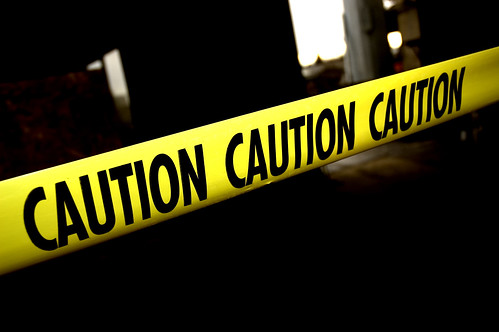 Caution Tape | Flickr - Photo Sharing!