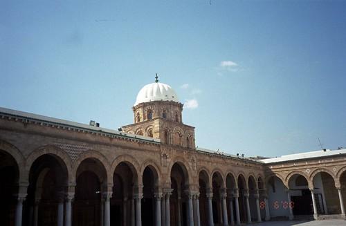 جامع الزيتونة عراقة المعمار التونسي 7624403_f160f79a84