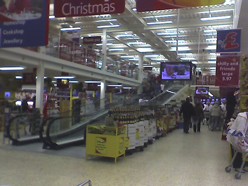 It's a very Tesco Christmas