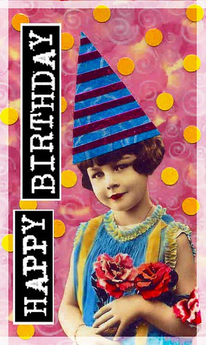 BIRTHDAY CARD by track_abandoned
