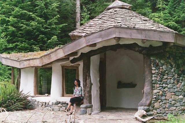 Sanctuary at Hollyhock
