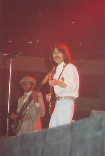 George Harrison 1974 (2) par Kim Scarborough