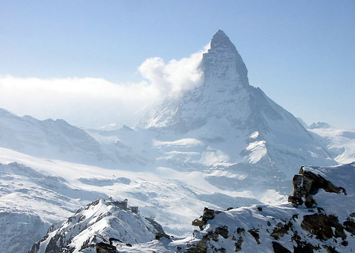 Matterhorn and Gornergrat
