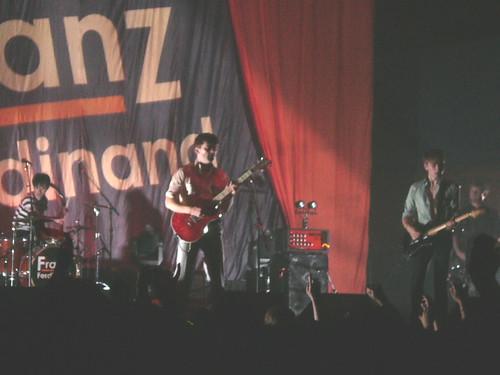 10-03-04 Franz Ferdinand @ Roseland