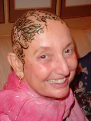 nikki (Rebel Dog Studio) Tags: portraits aids cancer bald henna mehndi kree hennadervish arvanitas alixopulos