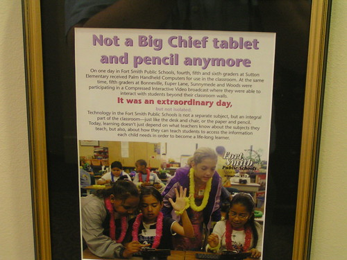 not a big chief tablet
