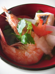 Japanese New Year (JUN / LDK) Tags: food japan newyear japanesefood zouni ozoni ozouni お雑煮 foodicooked