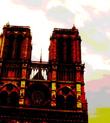 PARIS notre dame (v@liu) Tags: paris notre dame architecture france cathdrale church topphotoblog