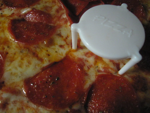 Pizza-Box Lid Support