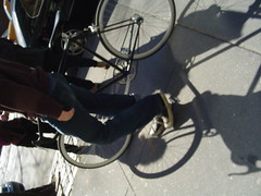 DSC03774 (annmarie2223) Tags: psfk mycooljeans westvillage newyorkcity jeans usa