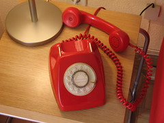 Telefono rojo volamos hacia Moscu (boop1313) Tags: telefono