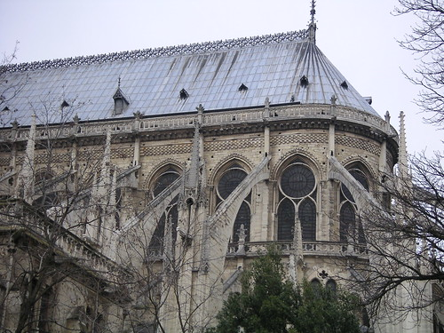 Notre Dame de Paris by pixie_bebe, on Flickr