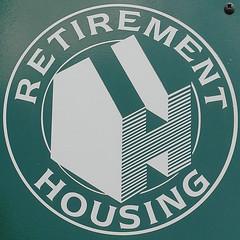 RETIREMENT HOUSING (Leo Reynolds) Tags: sign olympus squaredcircle f4 c770uz 22mm iso64 0ev hpexif 0002sec xratio11x sqset002 xleol30x