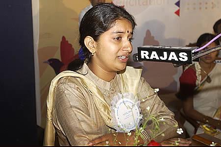 Malayalam actress Meera Jasmin 1