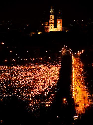 ONE Million :: Kraków :: Błonia